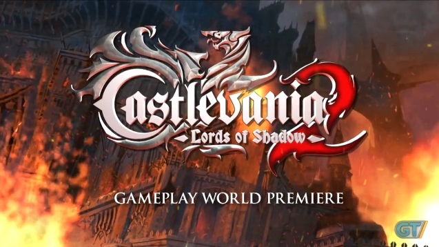 【VGA 2012】『Castlevania: Lords of Shadow 2』、トレーラーを公開