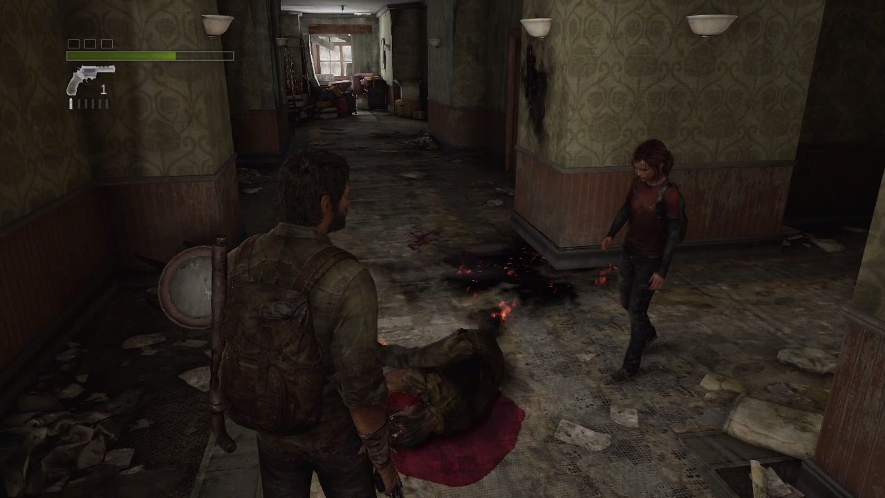 PS3『The Last of Us』、感染者のタイプが判明