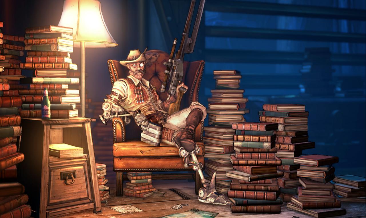 『ボーダーランズ2』、DLC第3弾「Sir Hammerlockと行くハンティング紀行」が1月16日に配信開始