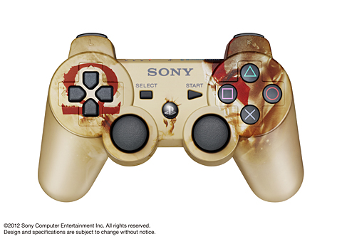 PS3『God of War: Ascension』、オリジナルデザインのDUALSHOCK 3 同梱版が発売