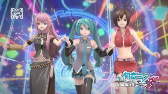 PS3『初音ミク -Project DIVA- F』、「Sweet Devil」が流れるPVを公開