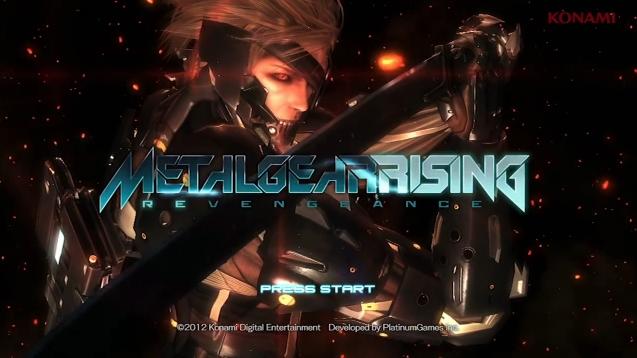 『メタルギア ライジング リベンジェンス』、体験版が12月13日より配信開始