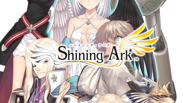 PSP『シャイニング・アーク』、プロモーションビデオを公開