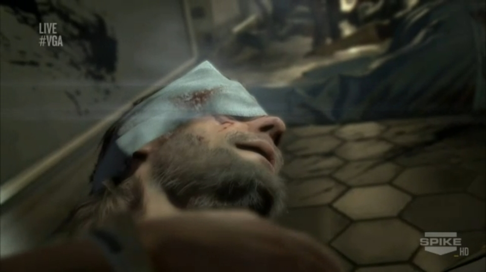 【VGA 2012】スネーク?『The Phantom Pain』が発表