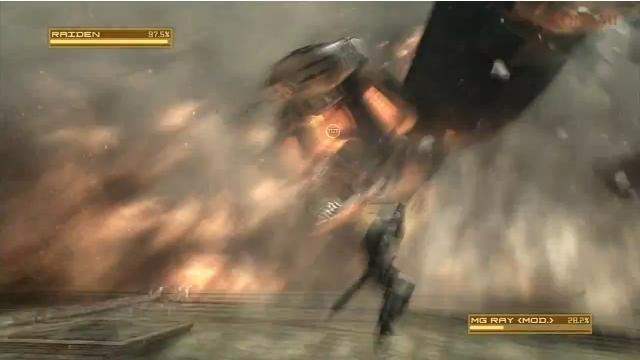 体験版配信開始!『メタルギア ライジング リベンジェンス』、「改造型メタルギアRAY戦」と「マスティフ戦」のプレイ動画を公開