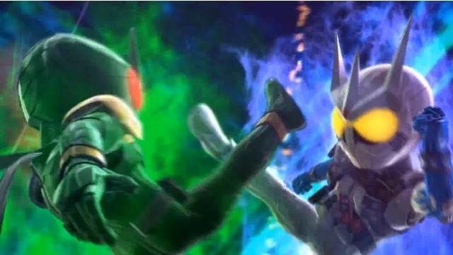 PSP『HEROES' VS』、プロローグを公開