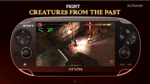 PS Vita『サイレントヒル ブック オブ メモリーズ』の体験版が配信開始