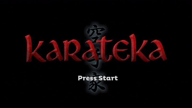 PS3版『カラテカ』、体験版をプレイしてみた