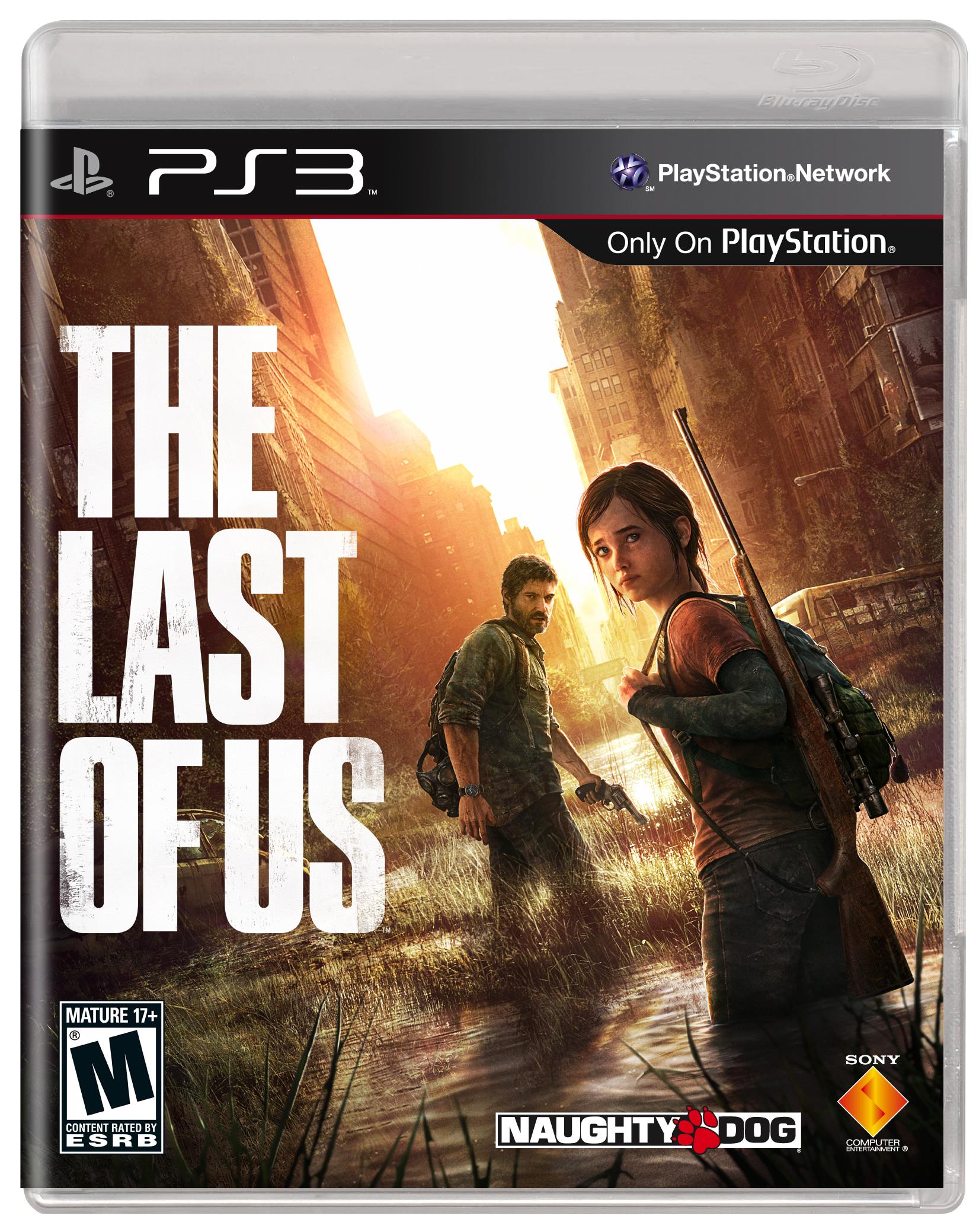 『The Last of Us』、パッケージや予約特典を公開