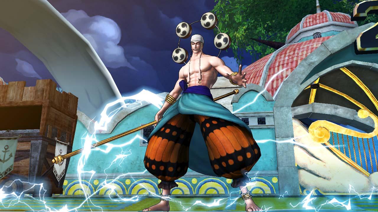 エネル参戦!PS3/PSV『ワンピース 海賊無双2』を正式に発表
