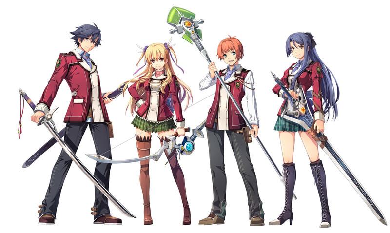 PS3/Vita『英雄伝説 閃の軌跡』、ティザーサイトを公開