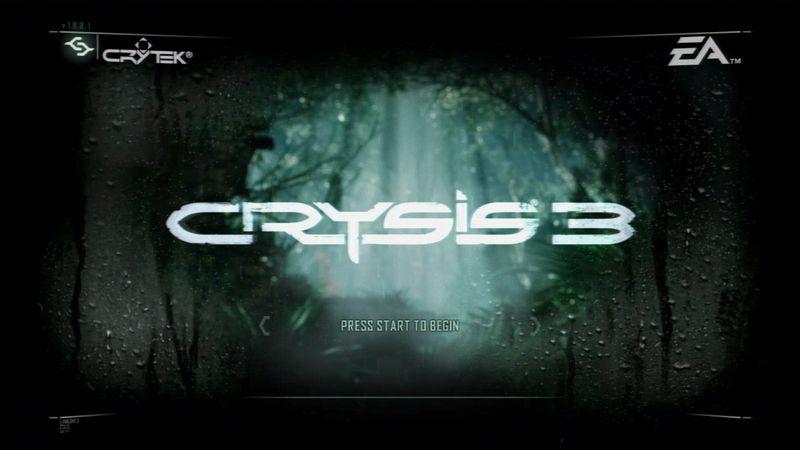 『クライシス 3』、マルチプレイのオープンβが開始