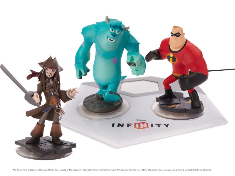 ディズニー/ピクサーのキャラクターが多数登場!『Disney Infinity』を発表