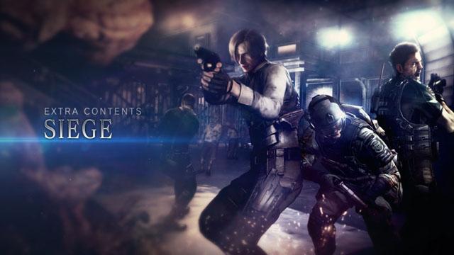 『バイハザード6』、エクストラコンテンツ第4弾「SIEGE」が3月に登場。