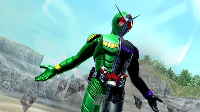 PS3『仮面ライダー バトライド・ウォー』、「カブト」、「W」、「ウィザード」参戦ライダーの情報が公開