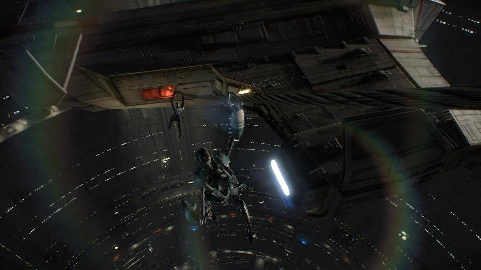 『Star Wars 1313』、今年PS3に登場
