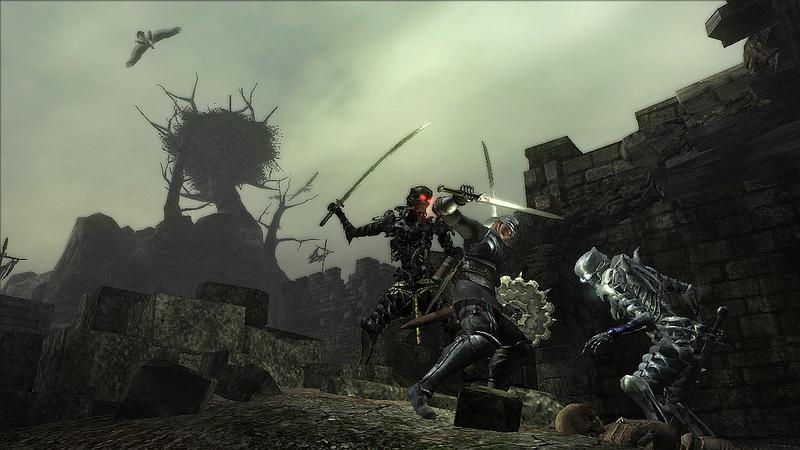 PS3『デモンズソウル』、海外では来週登場