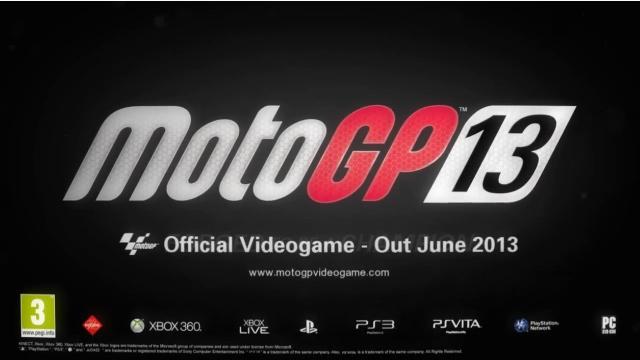 シリーズ最新作!『MotoGP 13』が6月に発売