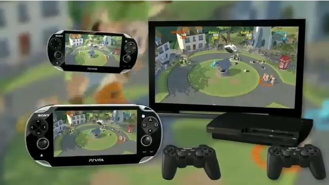 PS3/Vita『バイキングぽいぽい』、PVやプレイ映像を公開