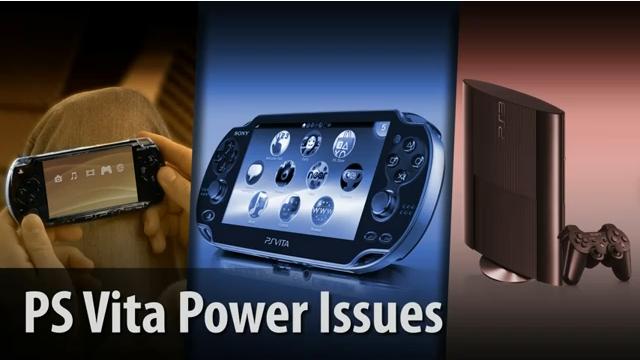 PS Vitaの電源問題をわかりやすく説明してくれるPVを公開
