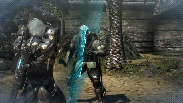 『メタルギア ライジング リベンジェンス』、斬撃リアクションを紹介する動画を公開