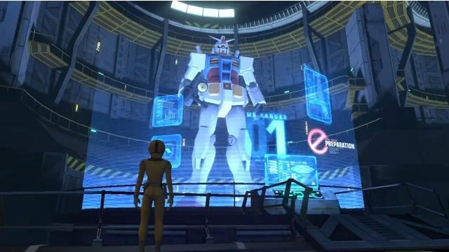 PS3/Vita『ガンダムブレイカー』、カスタマイズ動画を公開