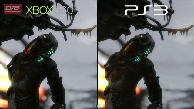 『Dead Space 3』、PS3版とXbox360版の比較動画を公開