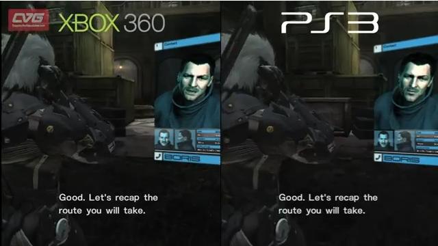 『メタルギア ライジング リベンジェンス』、PS3版とXbox360版の比較動画を公開