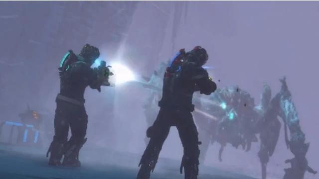 『Dead Space 3』、ストーリートレーラーを公開