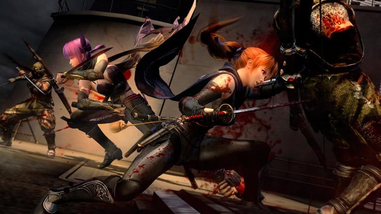 PS3/Xbox360『NINJA GAIDEN 3: Razor's Edge』の発売が決定