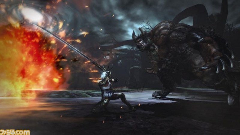 PSVita/PSP『討鬼伝』のスクリーンショットが公開