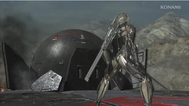 『メタルギア ライジング リベンジェンス』、フレームレートの比較動画が公開