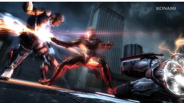 『メタルギア ライジング リベンジェンス』、最初から1時間のプレイ動画を公開