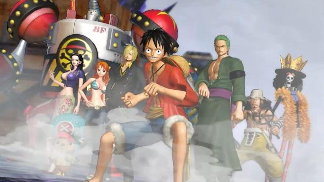 『ワンピース 海賊無双2』、PS3版の体験版が3月7日に配信決定