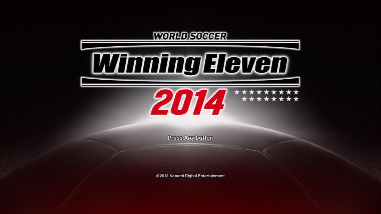 PS3版『ウイニングイレブン2014』、体験版をプレイしてみた