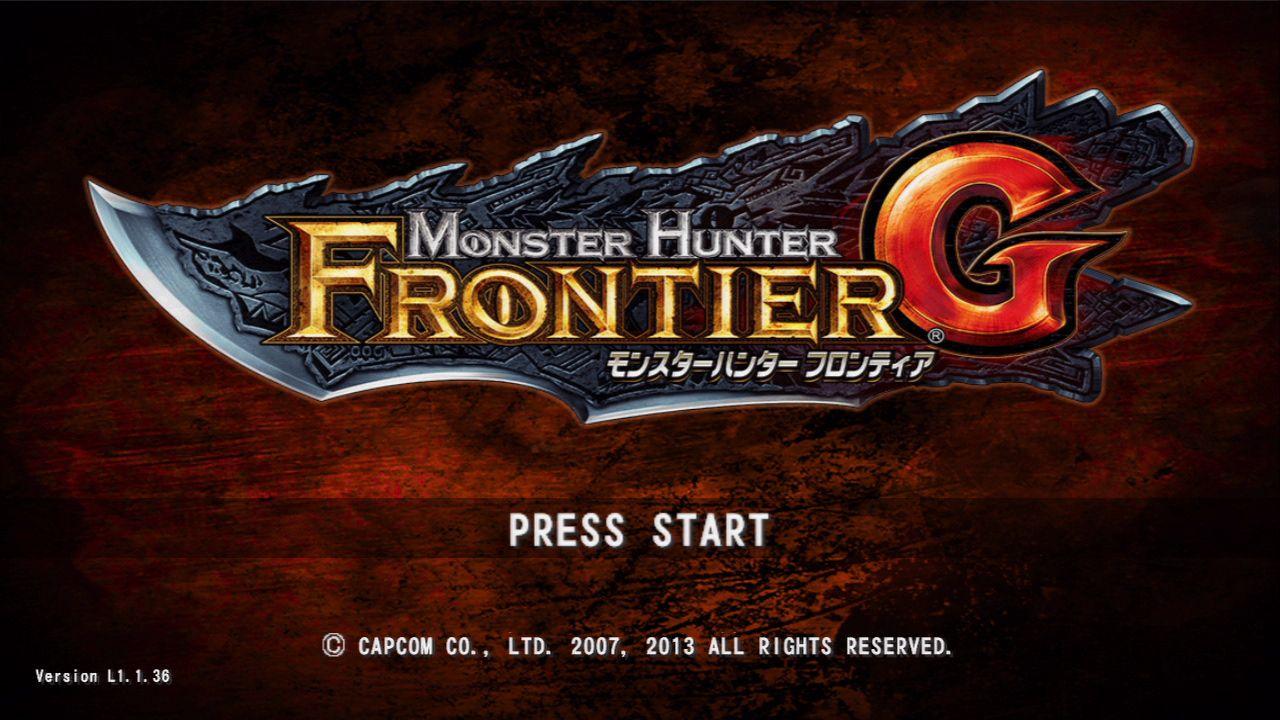 PS3『モンスターハンター フロンティアG』、先行体験テストのDLが開始