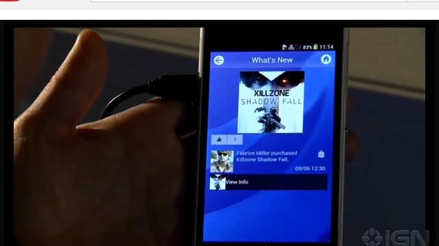iOSやAndroidスマートフォンと。『プレイステーション アプリ』を公開