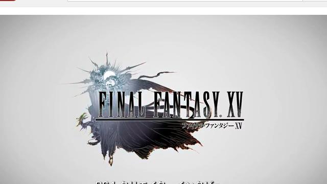 PS4クリエイターインタビュー、『ファイナルファンタジーXV』 の野村哲也氏が登場