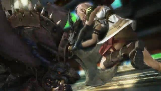 『ファイナルファンタジーXIII』のストーリーダイジェスト映像が公開