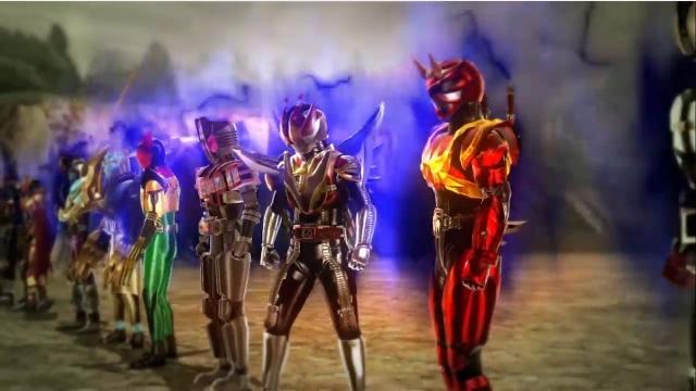 『仮面ライダー バトライド・ウォーII』、第3弾PV「覚醒する、究極の力」を公開