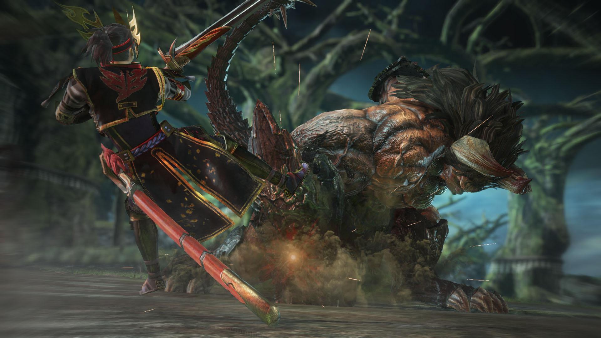PS4版「討鬼伝 極」、体験版が4月14日に配信決定