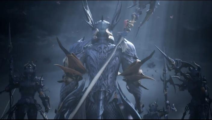 『ファイナルファンタジーXIV:蒼天のイシュガルド』、オープニングムービーが公開