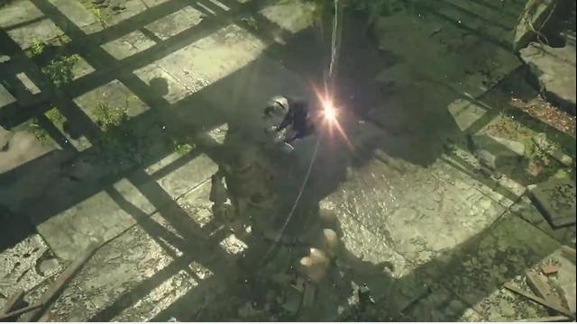 キタ!PS4『NieR Automata』、ゲームプレイトレーラーが公開