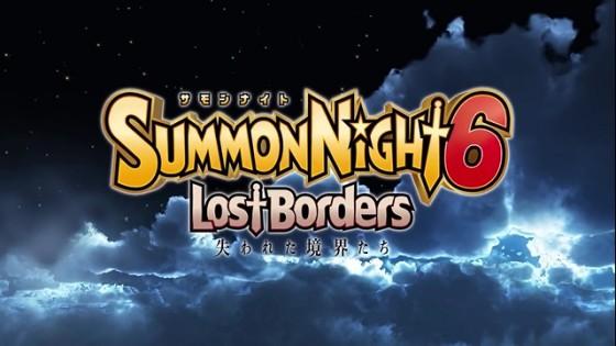 PS4/Vita『サモンナイト6 失われた境界たち』の直撮りゲームプレイ映像が公開