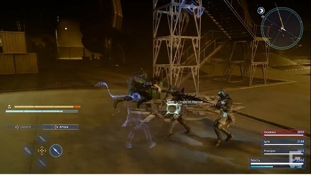『ファイナルファンタジーXV』、竜騎士アラネアや魔法などバトルの最新映像も公開