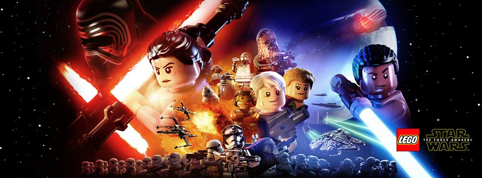 『LEGO Star Wars: The Force Awakens』が6月28日に発売