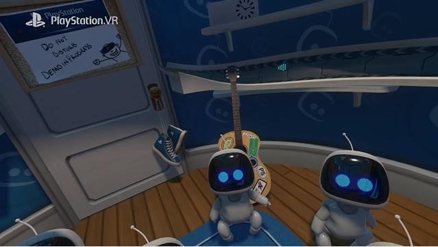 『THE PLAYROOM VR』、ゲームプレイトレーラーを公開