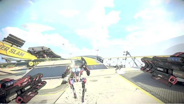 『RIGS: Machine Combat League』、アナウンストレーラーを公開