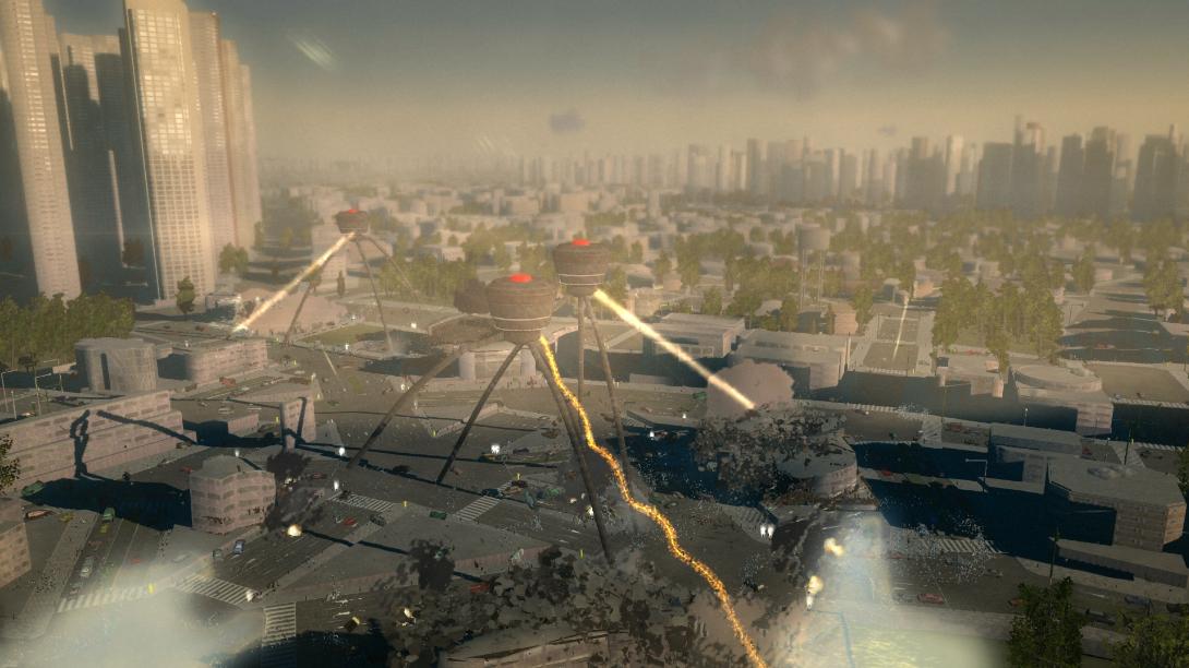 地球を救え!『Megaton Rainfall』、ティザートレーラーを公開