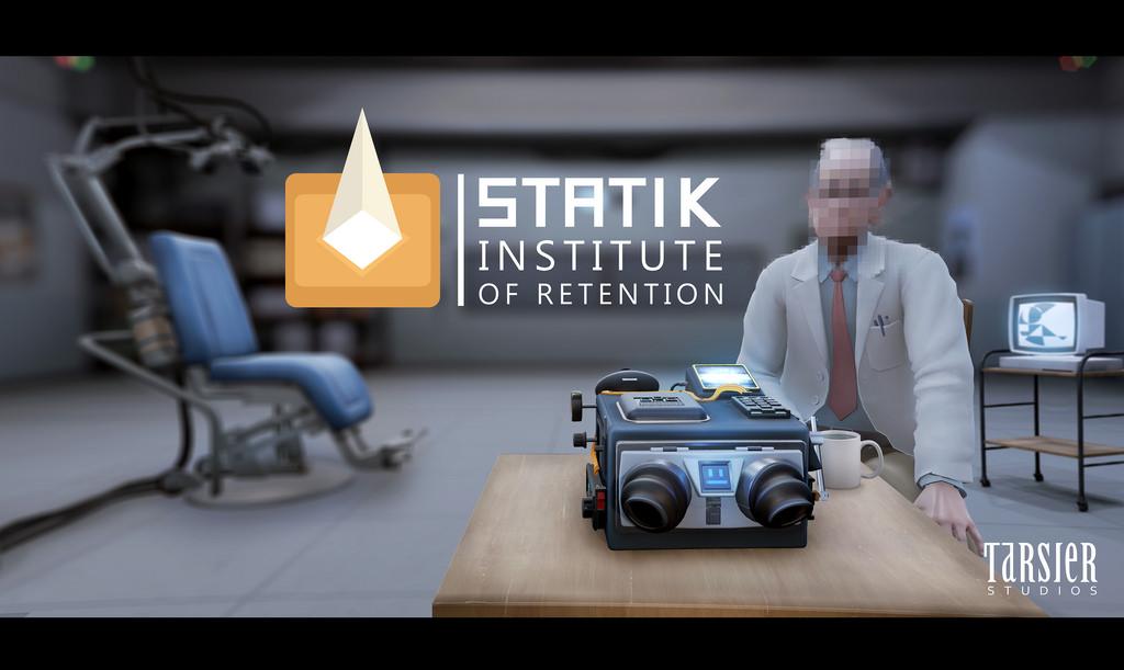 パズル・ミステリー『Statik』を発表